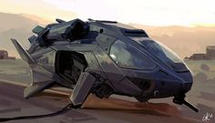 Process/Sketches — Gilles Ketting : Gilles Ketting helicopter like spacheship spacecraft concept art transportation design, vehicle military dropship carrier illustration Cyberpunk, Spaceship Art, Spaceship Design, Futuristic Motorcycle, Futuristic Cars, Concept Ships, Concept Art, Killzone Shadow Fall, Nave Star Wars