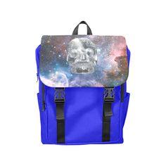 Crystall Skull Casual Shoulders Backpack. FREE Shipping. #artsadd #lbackpacks #skulls