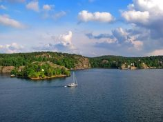 Sweden is just breathtaking, and the people from there are the nicest people too :) Would love to go there!