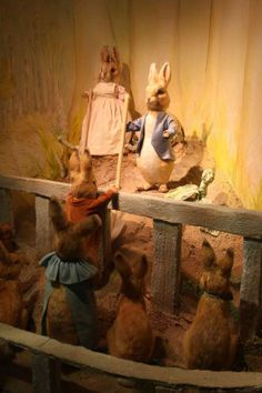 The World of Beatrix Potter Attraction, Bowness-on-Windermere, England