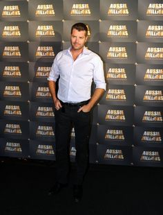 Pete Evans attends the Aussie Millions Celebrity Poker Challenge for charity at the Crown Casino on January 19, 2011 in Melbourne, Australia.