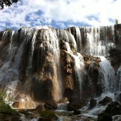 National park in Juizhaigou China