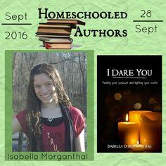 Isabella Morganthal on I Dare You