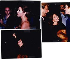 Carrie Fisher Star Wars 3 candid photos 1980's