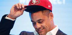 NRL Star Jarryd Hayne signs with 49ers.