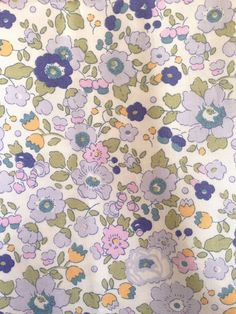 Adelajda Gold Liberty Fabric per metre