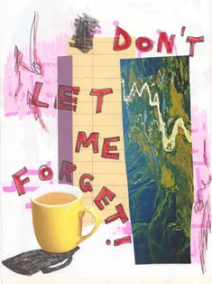 don't let me forget ! Funky Art, Oeuvre D'art, Wall Collage, Artsy Fartsy, Art Inspo, Illustration, Art Drawings, Abstract, Artist