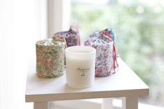 Bonpoint Beauty - Limited Edition Liberty print candles #BonpointBeauty #Beauty #Perfume