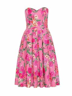 Party Dresses For Women, Dresses For Sale, Girls Dresses, Spring Racing Dresses, Summer Dresses, Summer Clothes, Hot Pink Dresses, Girly Outfits, Floral Dresses