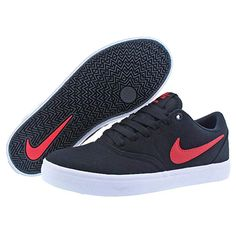 2144d4dd3 Nike Men s SB Check Solarsoft Canvas Skate Shoe