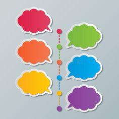 Шаблон облака срока Infographic Иллюстрация вектора - иллюстрации насчитывающей облака, срока: 40950051 Powerpoint Slide Designs, Powerpoint Design Templates, Powerpoint Background Design, Timeline Infographic, Infographic Templates, Mind Map Design, Paper Clouds, Eid Crafts, Kids Background
