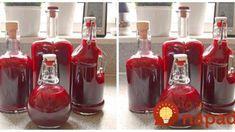 Sirup z červenej repy bez varenia: Zázrak, ktorý máte na jeseň rovno pod nosom! Pies Art, Home Canning, Hot Sauce Bottles, Destiel, Pickles, Drinking, Juice, Smoothies, Food And Drink