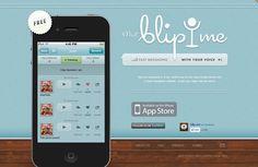 35 Beautiful iPhone/iPad App Websites at DzineBlog.com - Design Blog