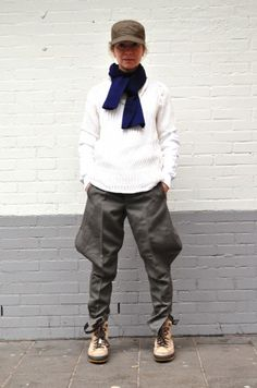 one of my fave styles, jodhpurs...natalie joos