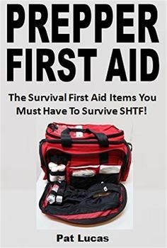 Survival Books, First Aid, Shtf, You Must, Must Haves, Medical, Amazon, Diy, Free