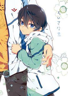 Cute little Haru!!