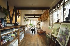 No.0440 愛犬も愉しむラウンジはヴィンテージスタイルで(一戸建て) | リフォーム・マンションリフォームならLOHAS studio(ロハススタジオ) presented by OKUTA(オクタ)
