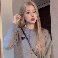 My Girl, Cool Girl, Korean Hair Color, Brown Eyed Girls, Ulzzang Korean Girl, Japanese Girl Group, Pretty Asian, Aesthetic Hair, K Pop