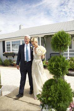 Classic and Intimate Wedding on Long Beach Island – Sarah DiCicco