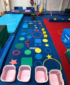 Gymnastics For Beginners, Gymnastics Lessons, Preschool Gymnastics, Gymnastics Coaching, Gymnastics Gym, Social Skills Activities, Preschool Learning Activities, Preschool Themes, Teaching Kids