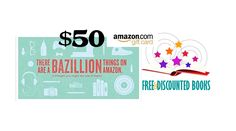 Enter to win a $50 Amazon Gift Card.  The giveaway is open to residents of the US/CAN only and ends March 15, 2016.