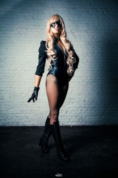 Black Canary #cosplay