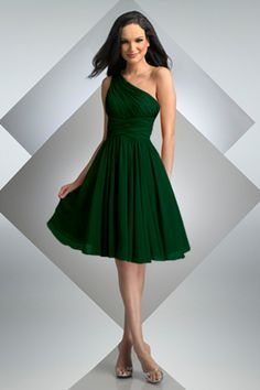 Love the color green