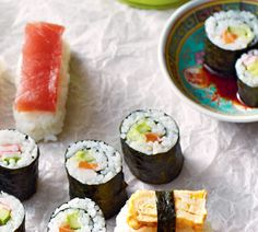 California Maki - Recept - Jumbo Supermarkten