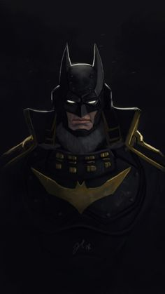 Long Live The Bat — Batman Ninja by Jesse Onyina Batman Ninja, Im Batman, Batman Robin, Batman Phone, Batman Fan Art, Batman Wallpaper, Batman Universe, Dc Universe, Deathstroke