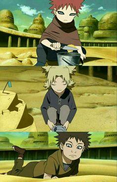 The sand siblings