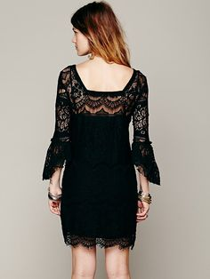 Free People Swinging 60's Dress at Free People Clothing Boutique