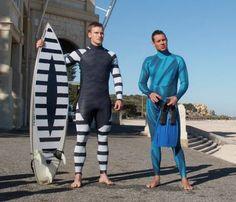 Shark Deterrent Wetsuit