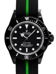 ROLEX, Time and Gems SUBMARINER