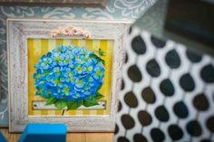 Os tons de azul que vão regere o Outono de 2016. Fall Pantone 2016 - Quadro de Hortênsia - Formosinha Decorações