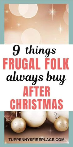 Save Money When You Always Buy These 9 Things After Christmas – Finance tips, saving money, budgeting planner Saving Money For Christmas, After Christmas Sales, Christmas Crafts To Make, Christmas On A Budget, Christmas Makes, Christmas Ideas, Diy Xmas Gifts, Christmas Food Gifts, Homemade Christmas Gifts