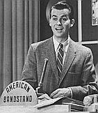 """Dick Clark.  """"American Bandstand."""""""