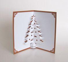 Robert Sabuda /& Matt Reinhart Pop Up Holiday Christmas Candle Centerpiece-MOMA