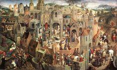 Hans Memling: Taferelen uit de Passie van Christus
