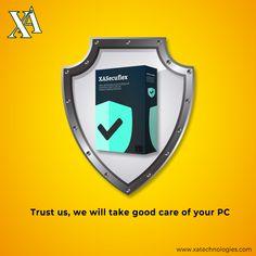 "Safeguard your PC with ""XA Secuflex"", one of the best antivirus software. Antivirus Software, Technology, Florida, California, Tech, The Florida, Tecnologia"
