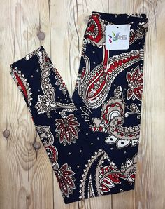 How cute are these?? $17 www.hilarystine.shopabbyanna.com Basic Leggings, Rock Revival, Cute, Pants, Fashion, Trousers, Moda, Fashion Styles, Women Pants