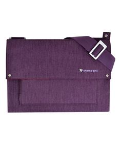 Look what I found on #zulily! Plum Chelsea Messenger Bag by Sherpani #zulilyfinds