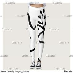 Peace Dove Leggings Peace Dove, Leggings Fashion, Look Cool, Body Types, Dressmaking, Love Fashion, Hand Sewing, Things That Bounce, Cool Designs