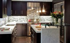 Contemporary-kitchen-decor-themes-and-kitchen-decor-ideas-and-elegant-kitchen-decor-ideas-2015