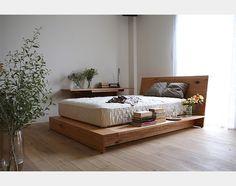 CARAMELLA A Type Bed(カラメッラ A タイプ ベッド)【HIRASHIMA / ヒラシマ】の情報はリクルートが運営する家具サイト【タブルーム】でチェック!