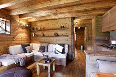 arredamento rustico case di montagna