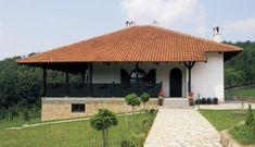 10 najlepših kuća u srpskom stilu Dream Home Design, House Design, Gazebo, Pergola, Farm Cottage, Space Architecture, National Treasure, Serbian, Traditional House