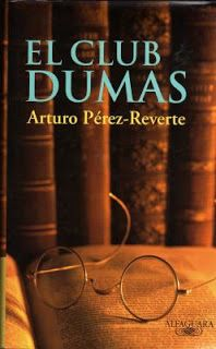 book review the club dumas