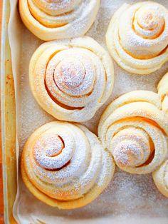 No-Knead Mallorca Bread - Tasty Bread Recipe, Bread Recipes, Baking Recipes, Baking Pan, Baking Tips, Bread Baking, Bread Bun, Bread Rolls, Pan Bread