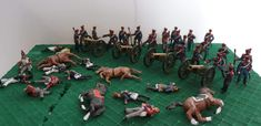 Creating dead and wounded soldiers for Napoleonic dioramas. Painted and made for you. Military Figures, Soldiers, Scale, Miniature, Plastic, Hand Painted, Painting, Dioramas, Weighing Scale