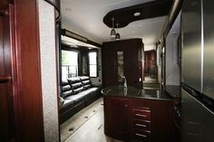 """2016 New Heartland Road Warrior 415 Fifth Wheel in Colorado CO.Recreational Vehicle, rv, 2016 Heartland Road Warrior415, 3 Season Removable Garage Wall, 32"""" Garage TV , 3RD 15.0 BTU A/C, Auxiliary Fuel Cell, Ramp Door Patio w/ Rear Electric Awning, Road Warrior Package, RT Package, RVIA Seal,"""